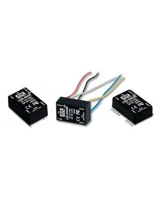 Converter 2-52VDC --> 500mA wired