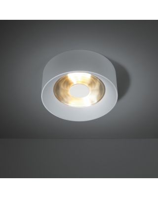 KURK SURFACE LED 2700K FLOOD GI WHITE STRUC - WHITE STRUC