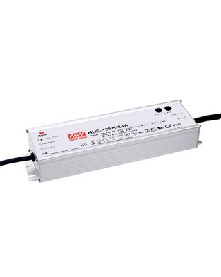 LED VOEDING 24VDC 185W IP65