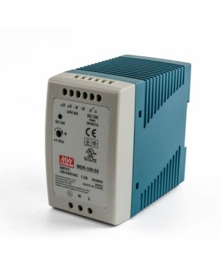 MODULAIRE VOEDING = 100W 24V